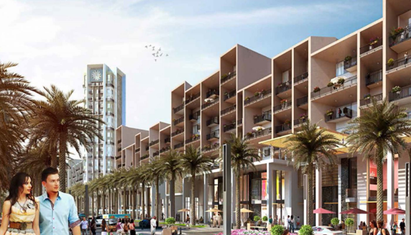 1 bedroom apartments for sale in Town Square Dubai