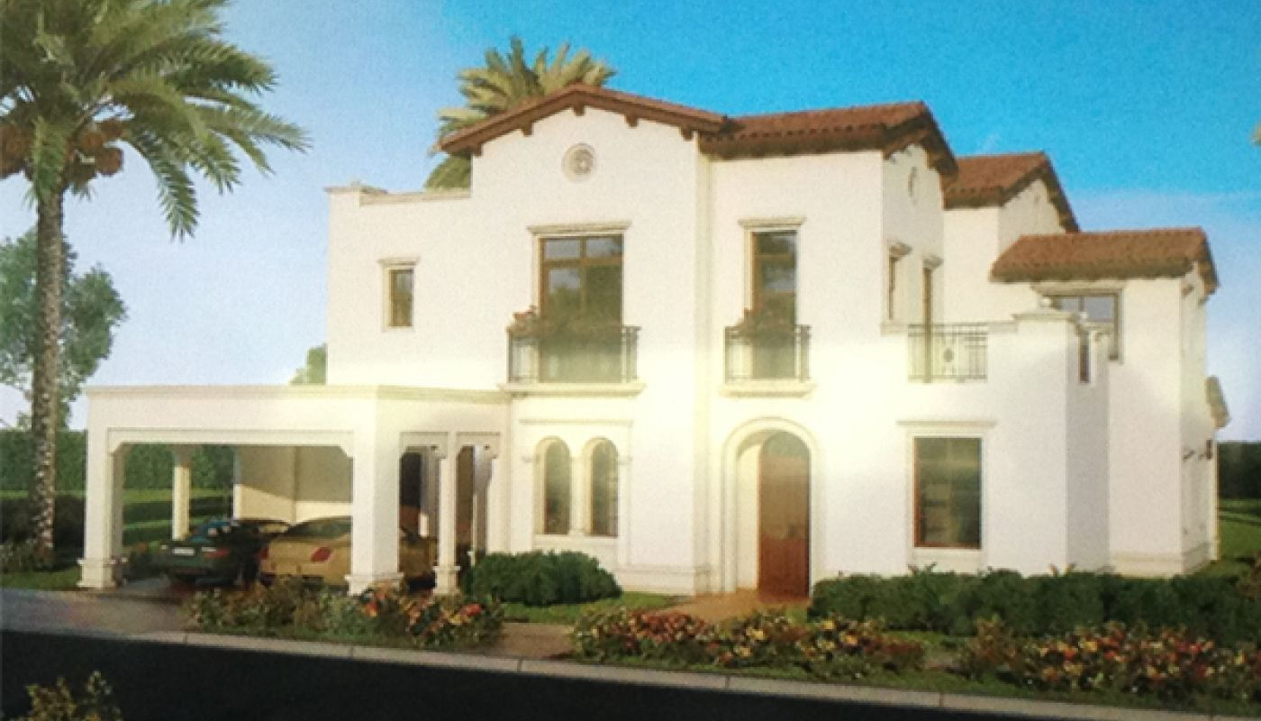 A NEW PROJECT IN THE ARABIAN RANCHES EXTENSION
